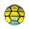 Machine stitched colorful PVC soccer ball