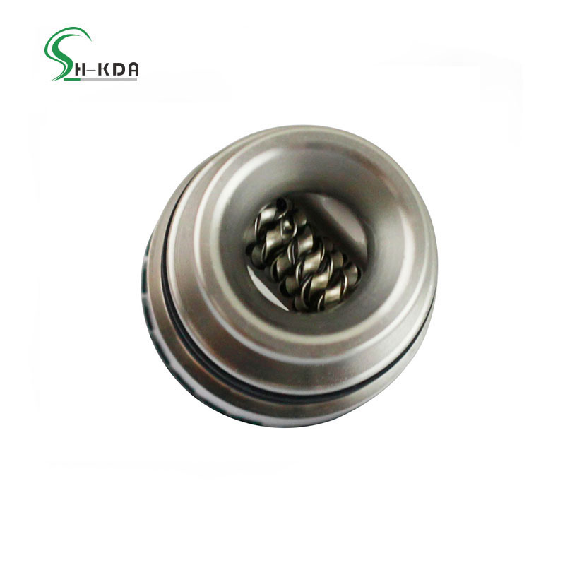 2017 new and best SS316 stainless steel temperature control and wax storage fuction heating coil Eagle for dab wax