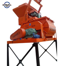 Factory price concrete mixing machine forcing type machine mixer