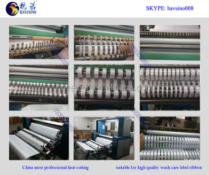 3000MM width unwinding Satin Ribbon Slitting Machine