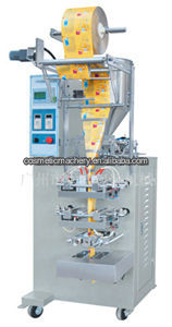 automatic plastic sachets bag packing machine for shampoo