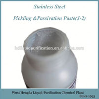 Pickling And Passivation chemicals for stainless steel