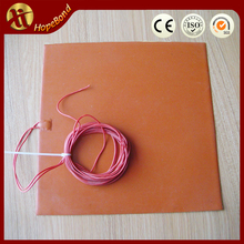 12V Silicone Rubber Heater/Hot Bed For Kossel 3D Printer 300 x 300MM