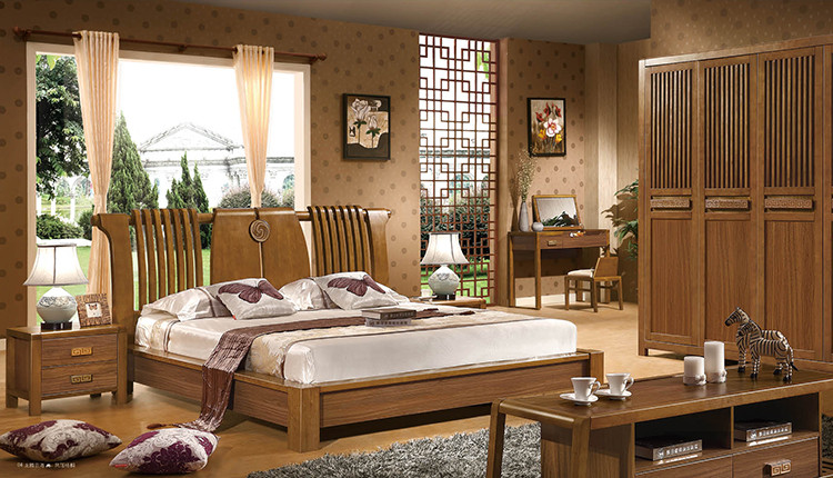 Wholesale Price Bed Room Furniture Turkey Bedroom Set