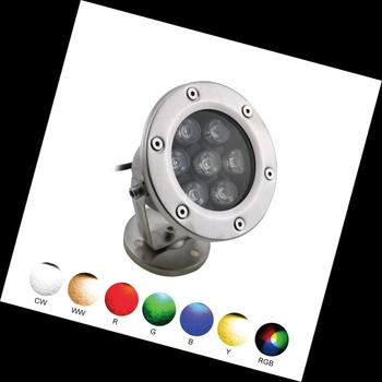 China factory price direct  ip67 underwater led pool light with CE&RoHs