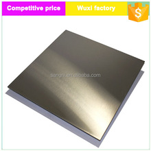 High strength 301 stainless steel sheet--2B BA HL SB NO.4 NO.8 mirror polished finish