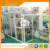G-MORE Imperial Series Single Door, 6'x4', Optional PC/Glass Glazing, Freely Extended Elegant Leisure House (GM34302-W)
