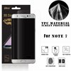 Vmax 100% fit Full Cover transparent tpu mobile phone screen film screen protector for Samsung Galaxy note 7
