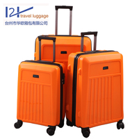 smart elegant durable candy colorful fashion travel case travel car luggage and bags
