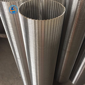free sample stainless ss filter steel wedge wire screen