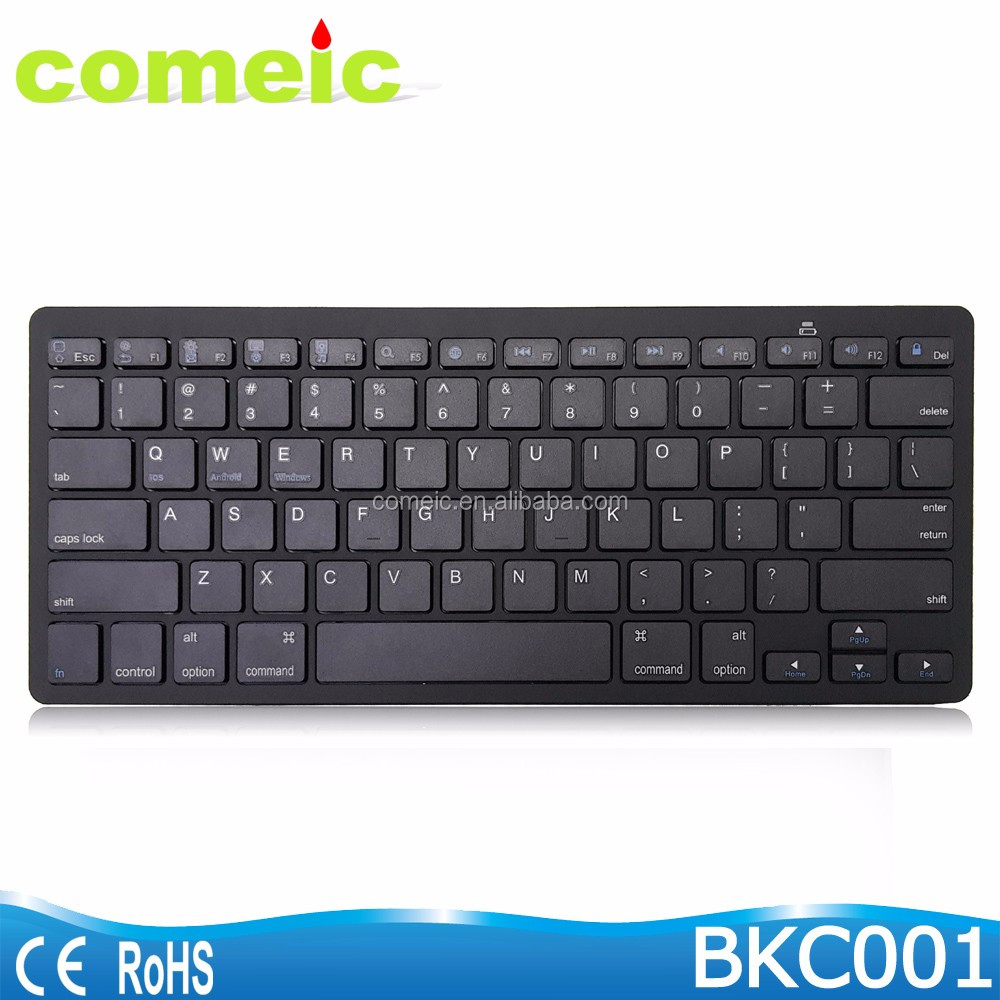 wireless bluetooth keyboard for ipad,android tablet pc,Android,iOS,Windows