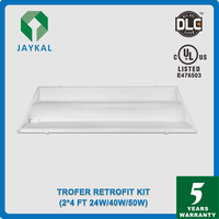 LED FULL TROFFER HIGH LUMEN ,5 years warranty,OCCUPANCY SENSOR/BATTERY BACKUP