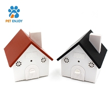 Upgraded Best Review Remote Birdhouse Indoor Outdoor Ultrasonic Sonic Pet Dog Anti Bark Deterrent Trainer Unit Control Device