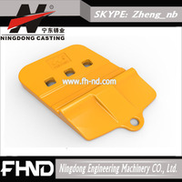 wheel loader cutting edge,rear grader blade for grader,dozer blade