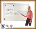 Standard white board sizes magnetic for classroom