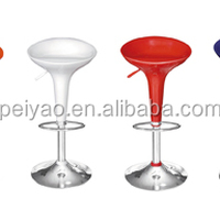 Cheap Modern ABS Plastic Bar Stools