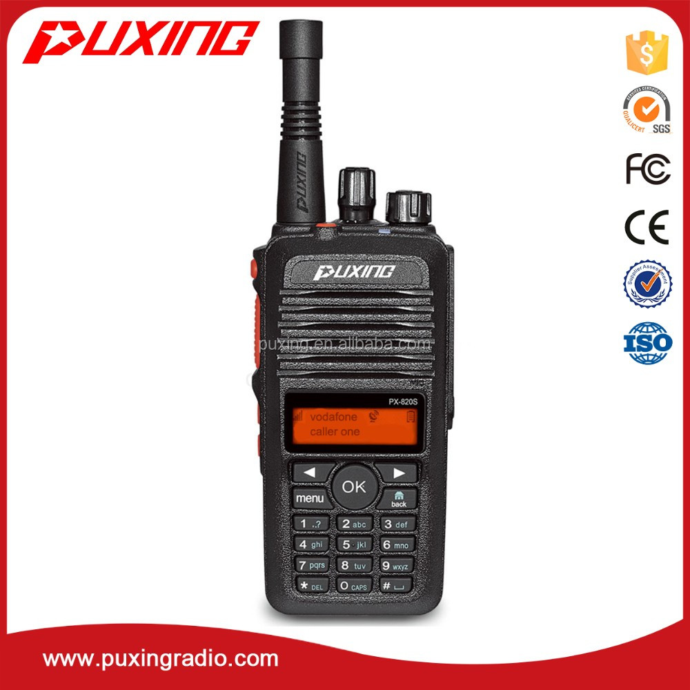 PX-820S 3G radio PUXING public network walkie talkie