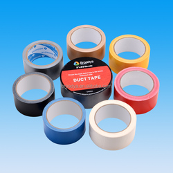 single side cloth duct tape packing tape jumbo rolls