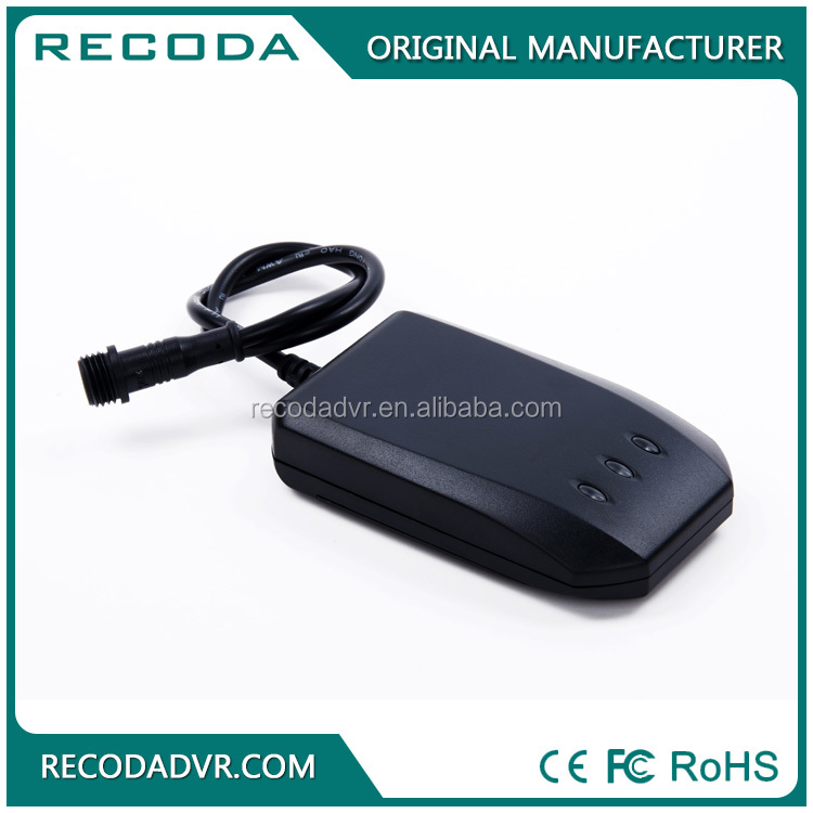 New Black GPS accuracy car locator full function mini vehicle GPS tracker
