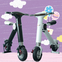 Hot Fashional foldable smart bicycle, foldable electric bikes for outdoor sports bicycle