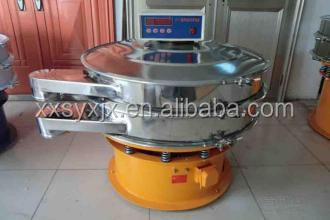 Quality-guaranteed ultrasonic vibrating screen