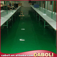 Caboli epoxy paint for concrete floor covering