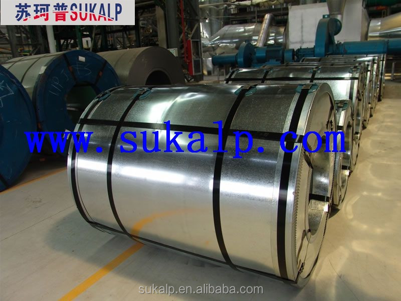 High Quality Al-zinc Galvanized Steel Coils