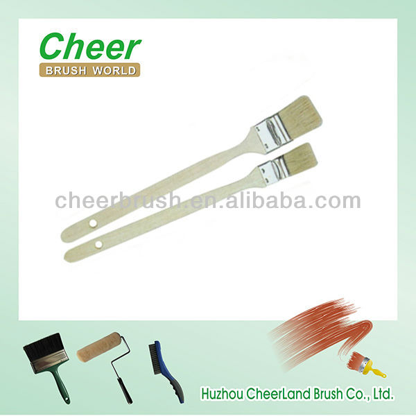 professional long handle angle paint brush
