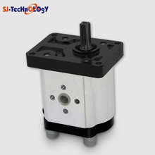 Hydraulic Rotary External Gear Pumps, Single Pump with Connect for Excavator