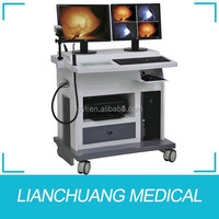 Medical Infrared mammary diagnostic device with double screens