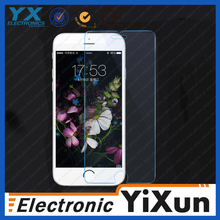 Hot Newest! Factory price mobile phone 0.2mm/0.3mm Tempered Glass Screen protector/film for iphone 6