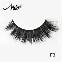 Accept Small Order Customized Design 100% Real 3D Mink Eye Lashes