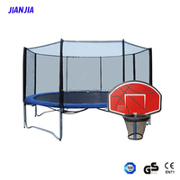 Dongguan factory cheap spring free trampoline for sale