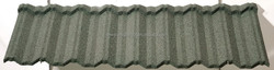 Galvanized Building Materials Stone Coated Metal Roof Tile Manufactures for Sale