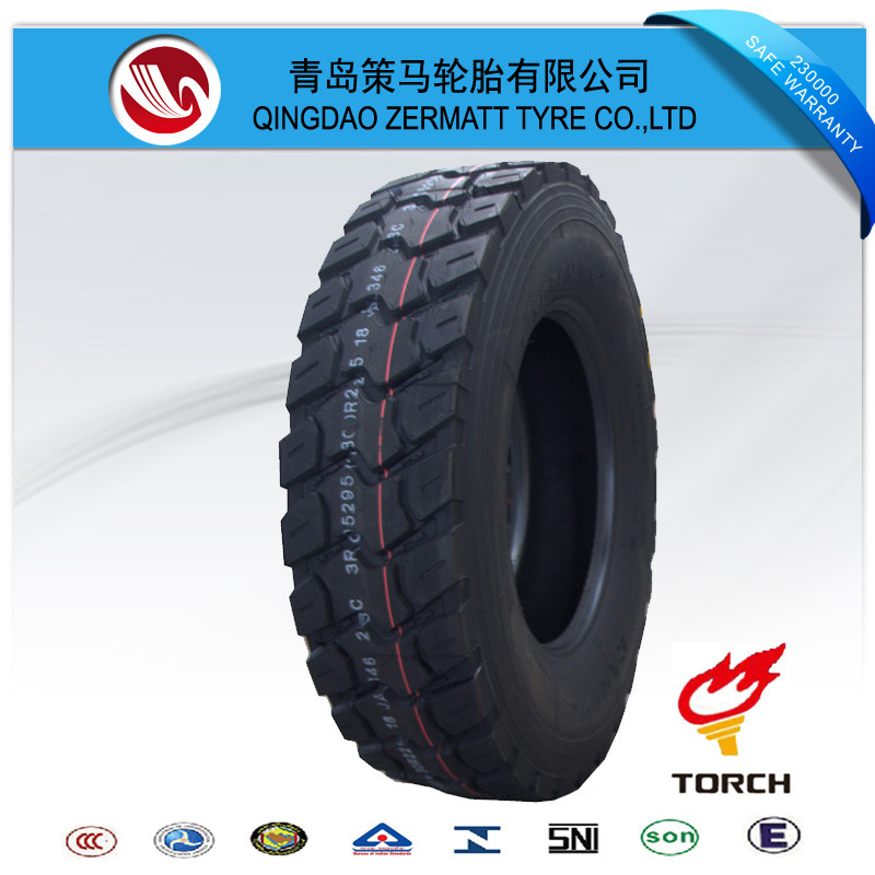 High Quality Radial Truck Tires 295 80r 22.5 Tyres Direct Factory