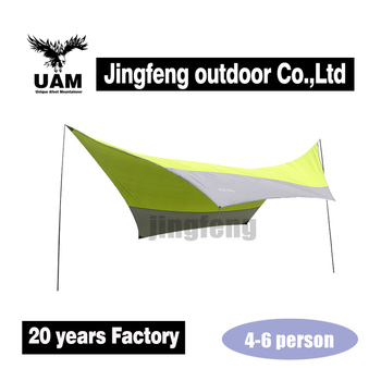 Sunscreen high quality triangle tent