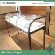 Factory direct sale jewelry display case showcase display cabinet