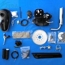 Petrol motor 2 stroke 48cc 49cc 50cc 60cc 66cc 80cc bicycle gasoline engine kit