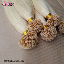 Ali Magic Juan Cheng Factory Wholesale I Tip Top Quality Keratin Hair Extensions