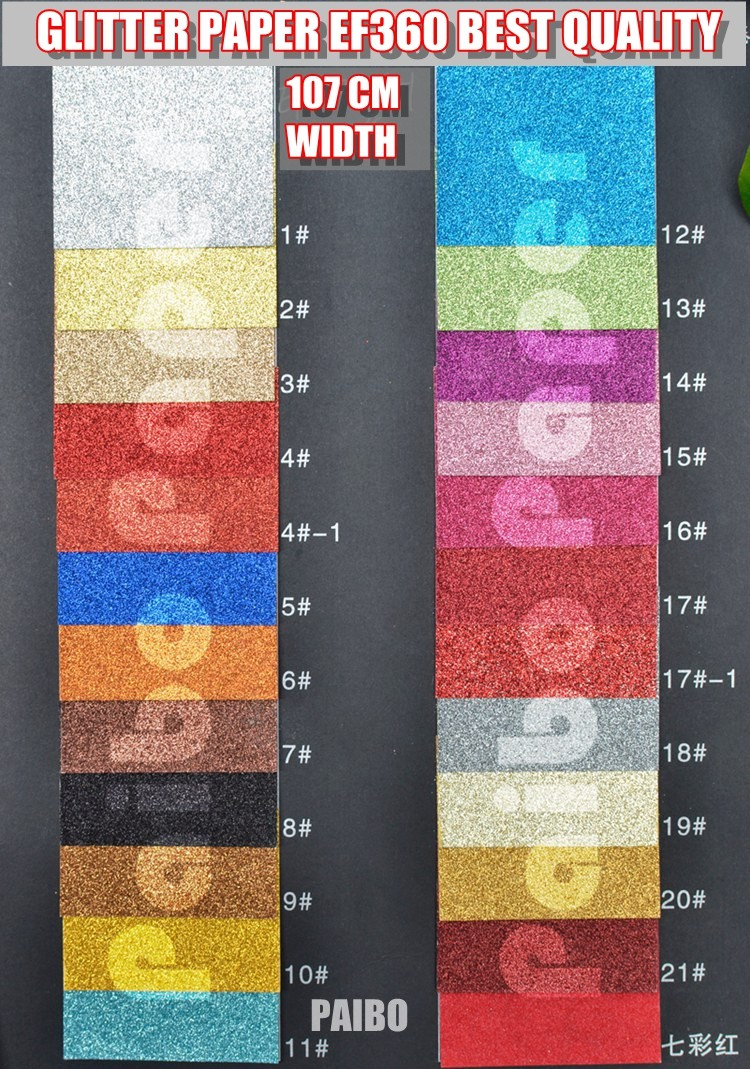 EF360 Glitter Powder Fancy <strong>paper</strong> Specialty <strong>paper</strong> Glitter <strong>paper</strong>
