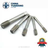 M10 uncoated no chip Forming Tap/fluteless taps/roll tap for aluminum