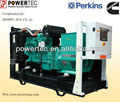 Generator power from 30KW to 600KW with CE approved