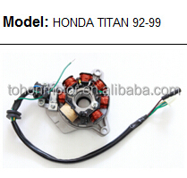MOTORCYCLE MAGNETO STATOR FOR Honda Titan92-99