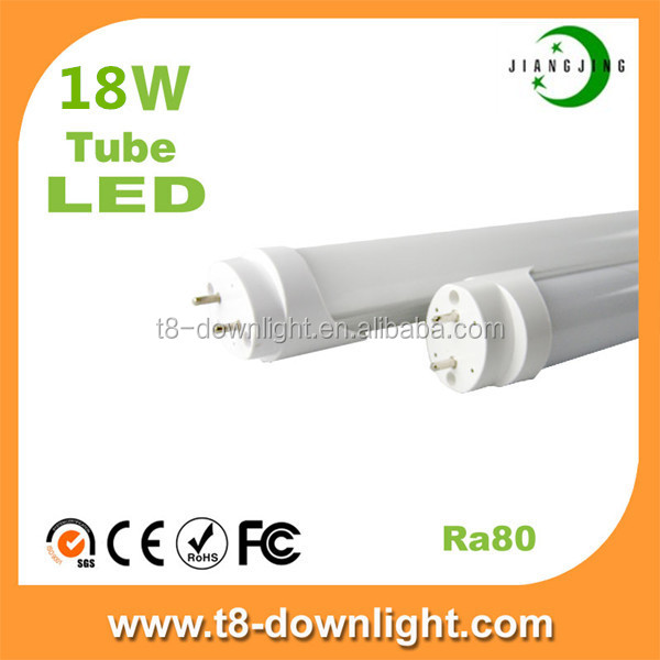 Single-side 1200mm G13 t8 18w led mushroom tube