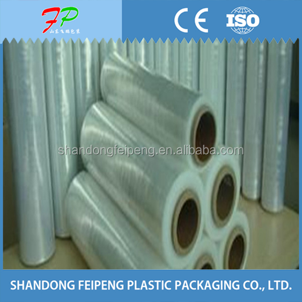 Extensible LLDPE Stretch Film for machine &hand use
