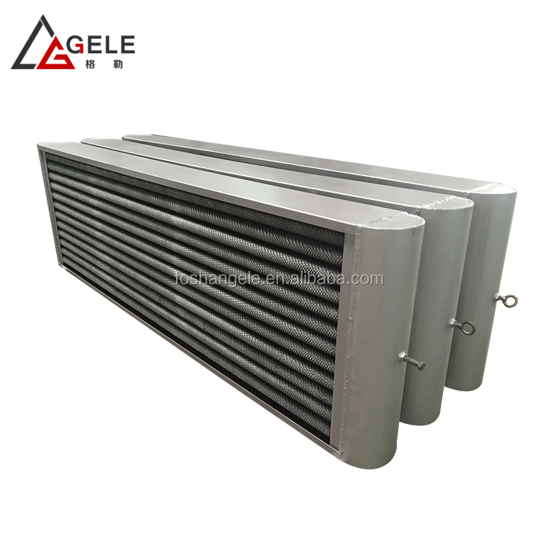 fin tube oil steam radiator for instant noodle and noodle macking machine