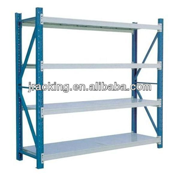 Jracking galvanized Q235 warehouse steel selective coil storage racks