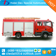 4m3 Dongfeng 4*2 high quality mini electric fire fighting vehicle for sale