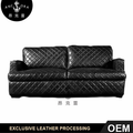 Unique chesterfield leather sofa for home furniture A178