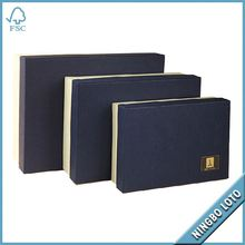 Offer Credit 24 Hours Feedback 1000 gsm paper box packaging